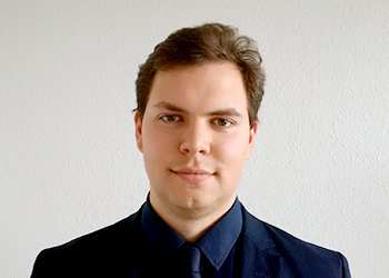 Porträtfoto von Herrn Matti Mucha